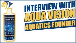 Jeremy Howell Q&A: Interview with Aqua Vision Aquatics Founder