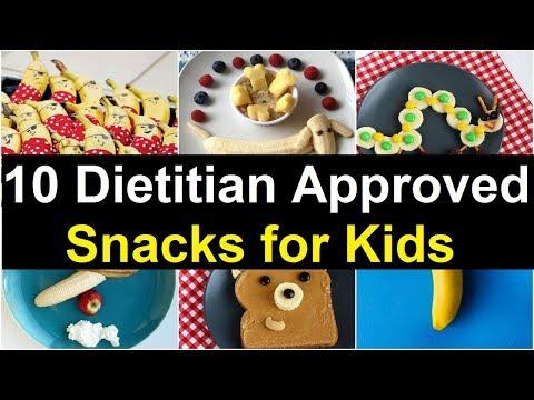 10 Dietitian Approved Snacks for Kids Rasoop