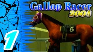 Gallop Racer 2004 Walkthrough With Commentary Day 1 PS2 Gameplay