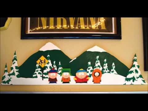 South Park Cutout