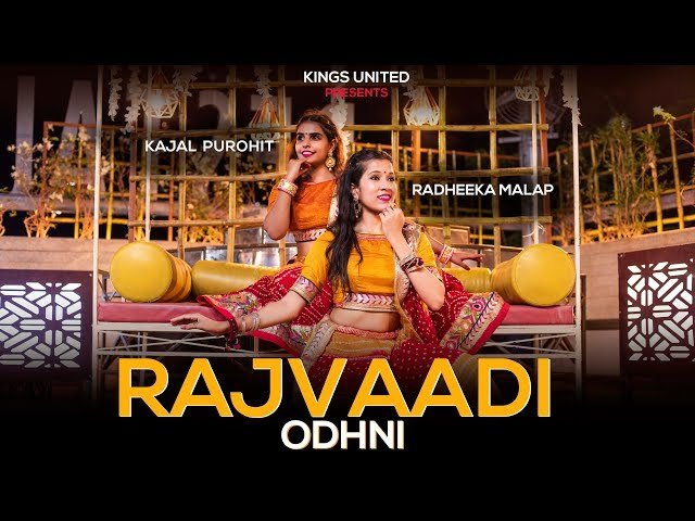 Rajvaadi Odhni | Kalank | Dance Choreography | The Kings