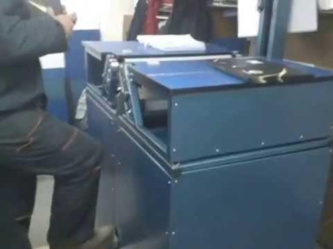 CASING IN MACHINE Крышковставка; Крышковставочный полуавтомат