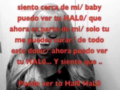 Beyonce- HALO (SPANISH)