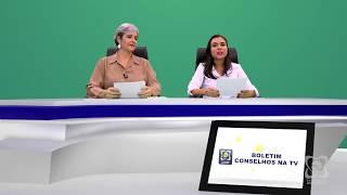 Boletim Conselhos na TV - Edição #2 Maio