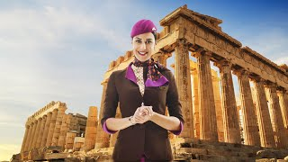 Visit Greece | Etihad Travelscapes