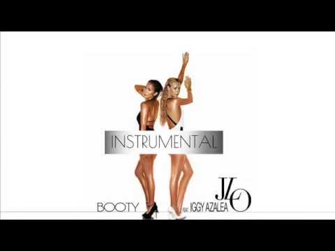 JLo ft. Iggy Azalea- Booty (Instrumental)