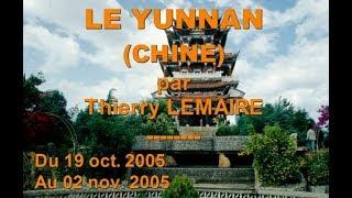Le Yunnan (Chine)