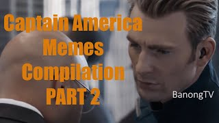 PART 2 CAPTAIN AMERICA MEMES COMPILATION subscribe for Part 3