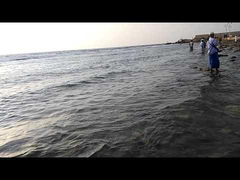 In jeddah beach..