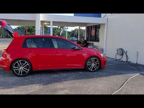 2017 Volkswagen Golf GTI Orlando, Sanford, Kissimme, Clermont, Winter Park, FL 91034A