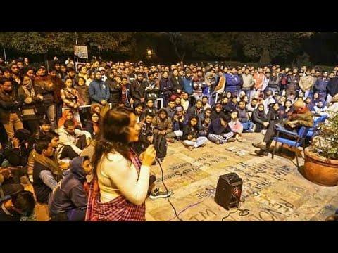 Arfa Khanum Speaks Against CAB & NRC