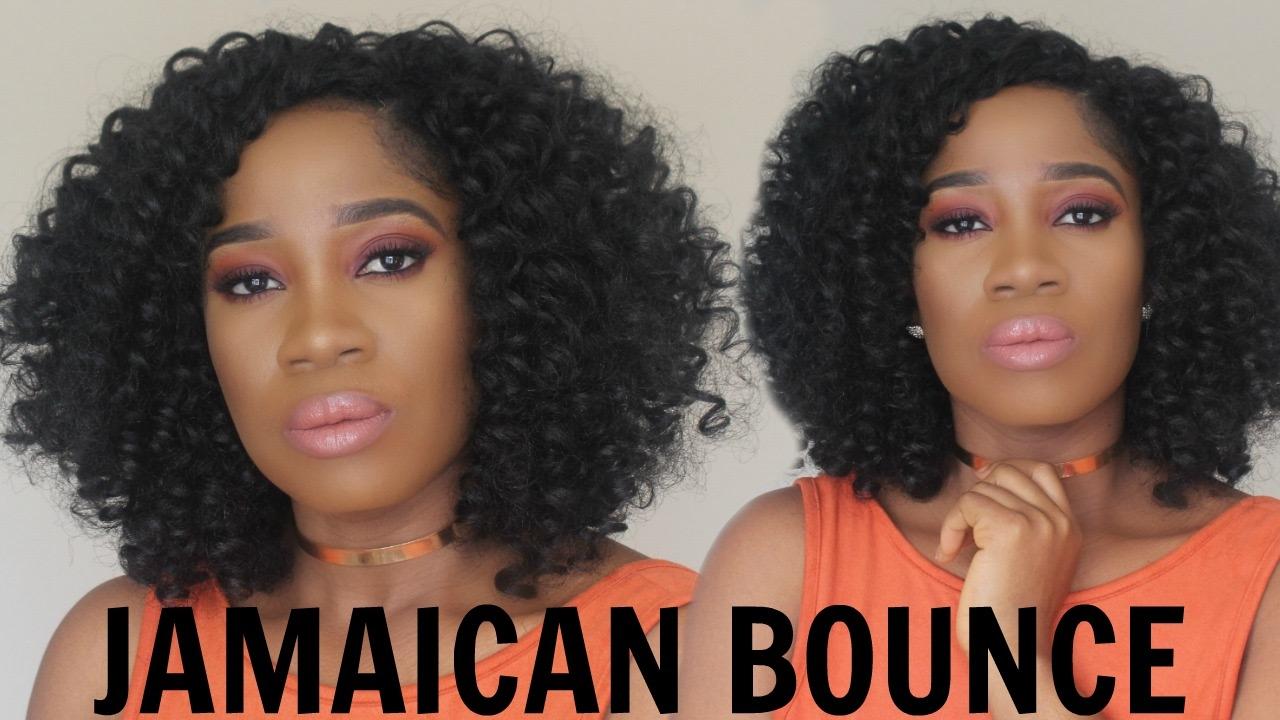 Jamaican Bounce 26 Sensationnel African Collection