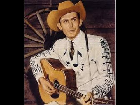 Hank Williams - Be Careful Of Stones That You Throw (1952).
