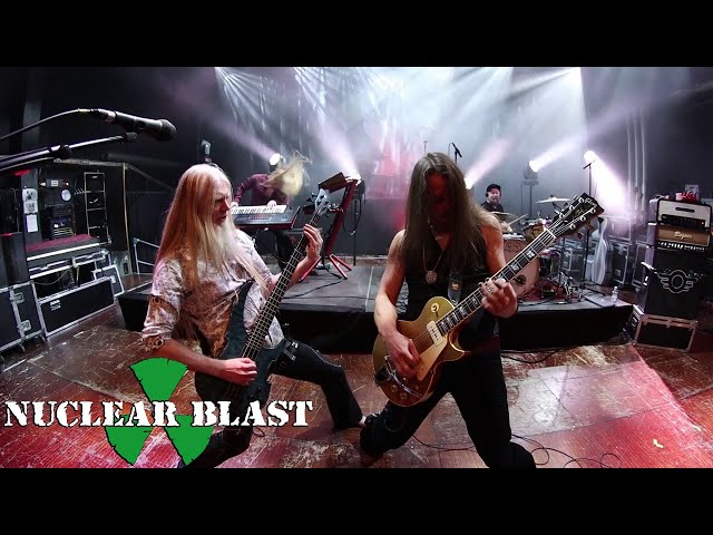 MARKO HIETALA - Death March For Freedom (OFFICIAL LIVE VIDEO)