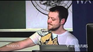 Non-Human Agencies   Dr. Dan O'Hara   Virtual Futures 2011