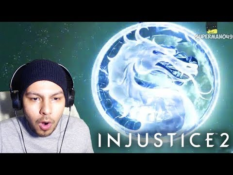 Thumbnail: THE GREATEST OF ALL TIME - Injustice 2 Raiden And Black Lightning REACTION!