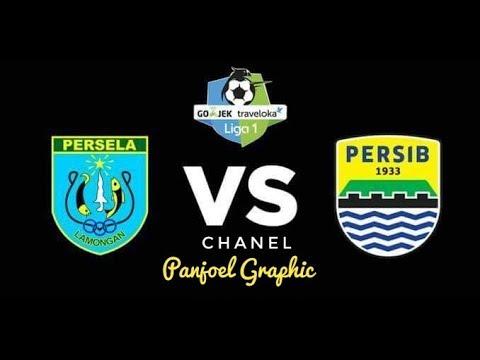 Live Persib Bandung Vs Persela Lamongan Youtube