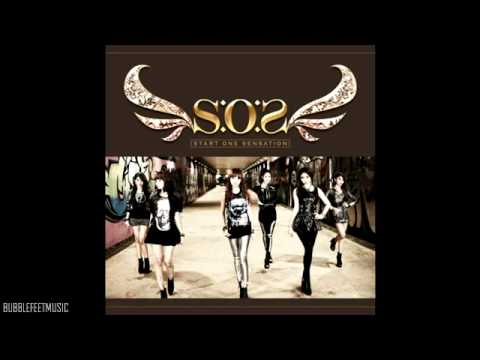 S.O.S (Sensation Of Stage) - Drop It Low (Indonesian Ver.) [full audio]