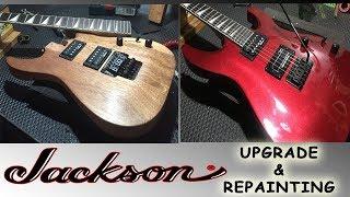 #JACKSON FULL UPDOWN UPGRADE to SEMI UPDOWN and #REPAINTING