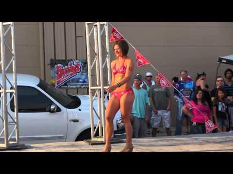 Tina Tapp Atrend model search bikini competition