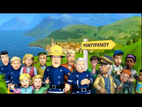 Download Youtube: Fireman Sam New Episodes | Best Saves of the Pontypandy's Team! - 1 HOUR 🔥 Cartoons for Children