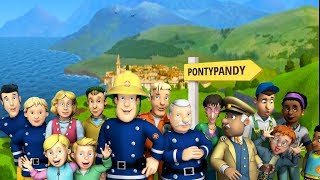 Fireman Sam New Episodes | Best Saves of the Pontypandy's Team! - 1 HOUR 🔥 Cartoons for Children