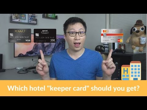 "Which hotel ""keeper card"" should you get after the Chase Sapphire Reserve? (What Card Wednesday)"