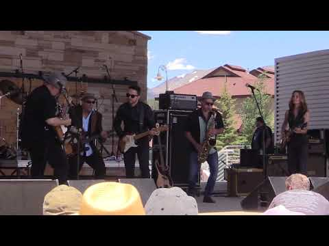 """Jimmy Vivino/Kate Moss 3 - """"You Got An Itchin' For It"""" - Blues From The Top - 6/24/17"""