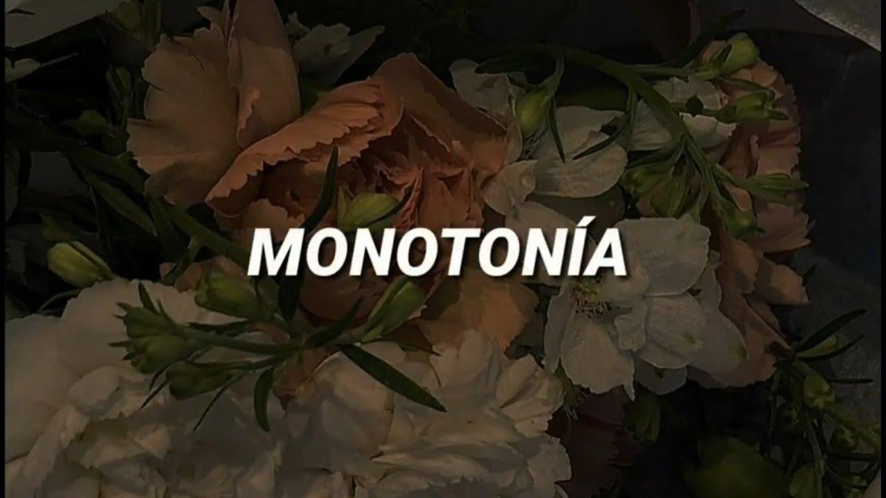 The Growlers - Monotonía (Español/Lyrics)