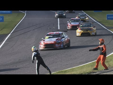 Chaos In Japan - Challenge The World - Lynk & Co Cyan Racing