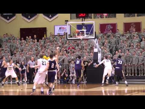 Sights and Sounds: Army-Navy Basketball Doubleheader