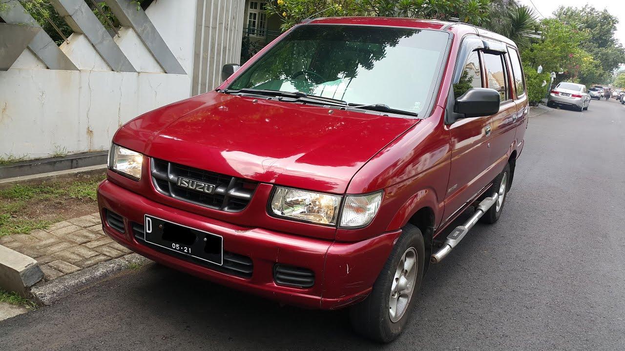 Isuzu Panther LV25 2001 Diesel M/T