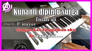 Download KUNANTI DIPINTU SURGA - Intan ali - Karaoke Dangdut