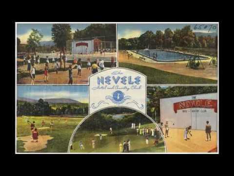 Abandoned Nevele Resort in Ellenville, New York