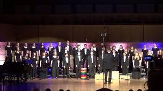 """Horizons"" arranged by Peter Louis Van Dijk - Fort Wayne Children's Choir"