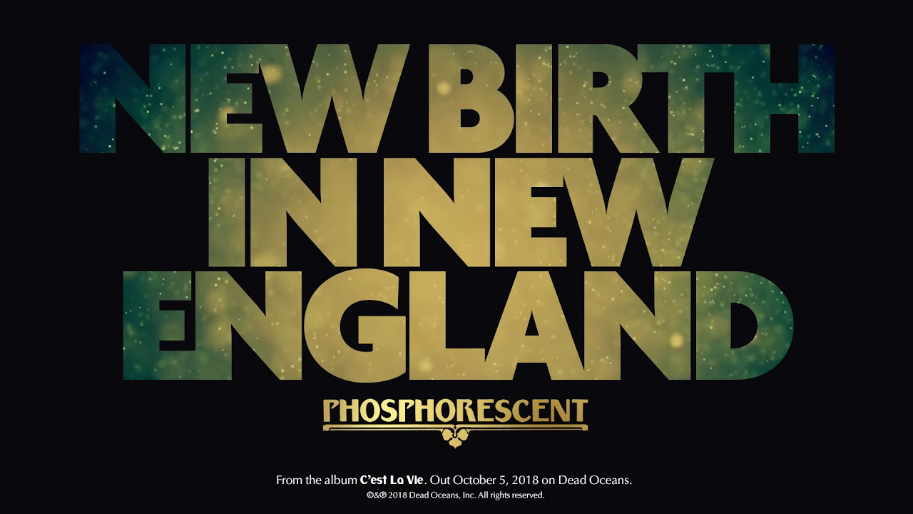 Daily Dose: Phosphorescent,