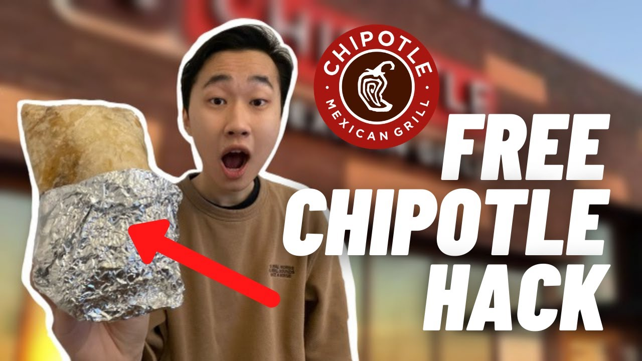You Can Get A Free Meal From Chipotle Today