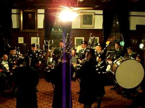 Canadian Scottish Pipes and Drums