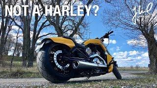 Is the V-ROD a Harley Davidson? | VRSCF V-Rod Muscle REVIEW | EP 044