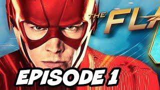 The Flash Season 4 Episode 1 - Flash Reborn Breakdown