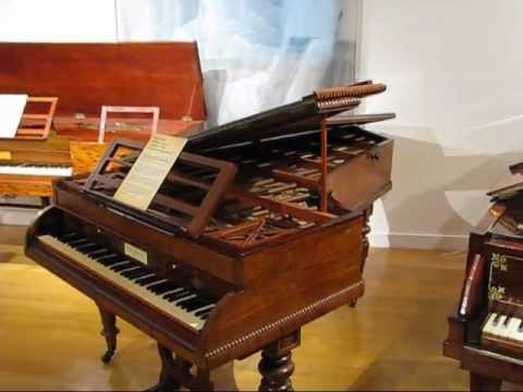 Visiting London's Piano Gallery at the Royal Academy of Music