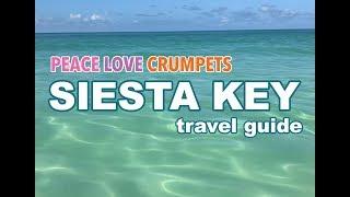 Siesta Key Travel Guide | Peace Love Crumpets