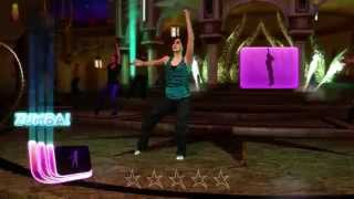 Zumba Fitness Rush: Bollywood DLC HD Video Game Trailer - X360