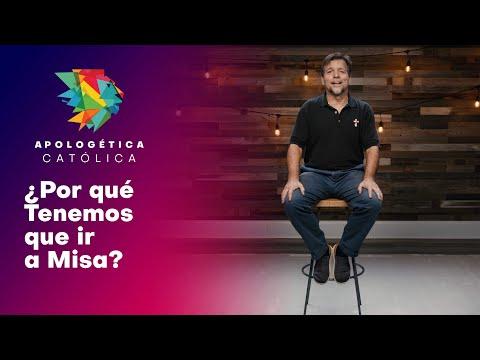 ¿Por qué Tenemos que ir a Misa? // Apologética Católica