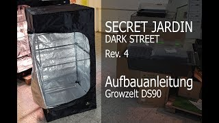 Secret Jardin Dark Street DS90 Rev 4 Aufbau