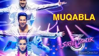 Muqabla | Street Dancer 3d | mp3