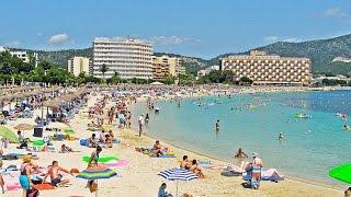Palma Nova (Palmanova) resort - Mallorca