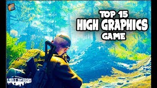 Top 10 New High Graphics Games for Android/IOS 2017