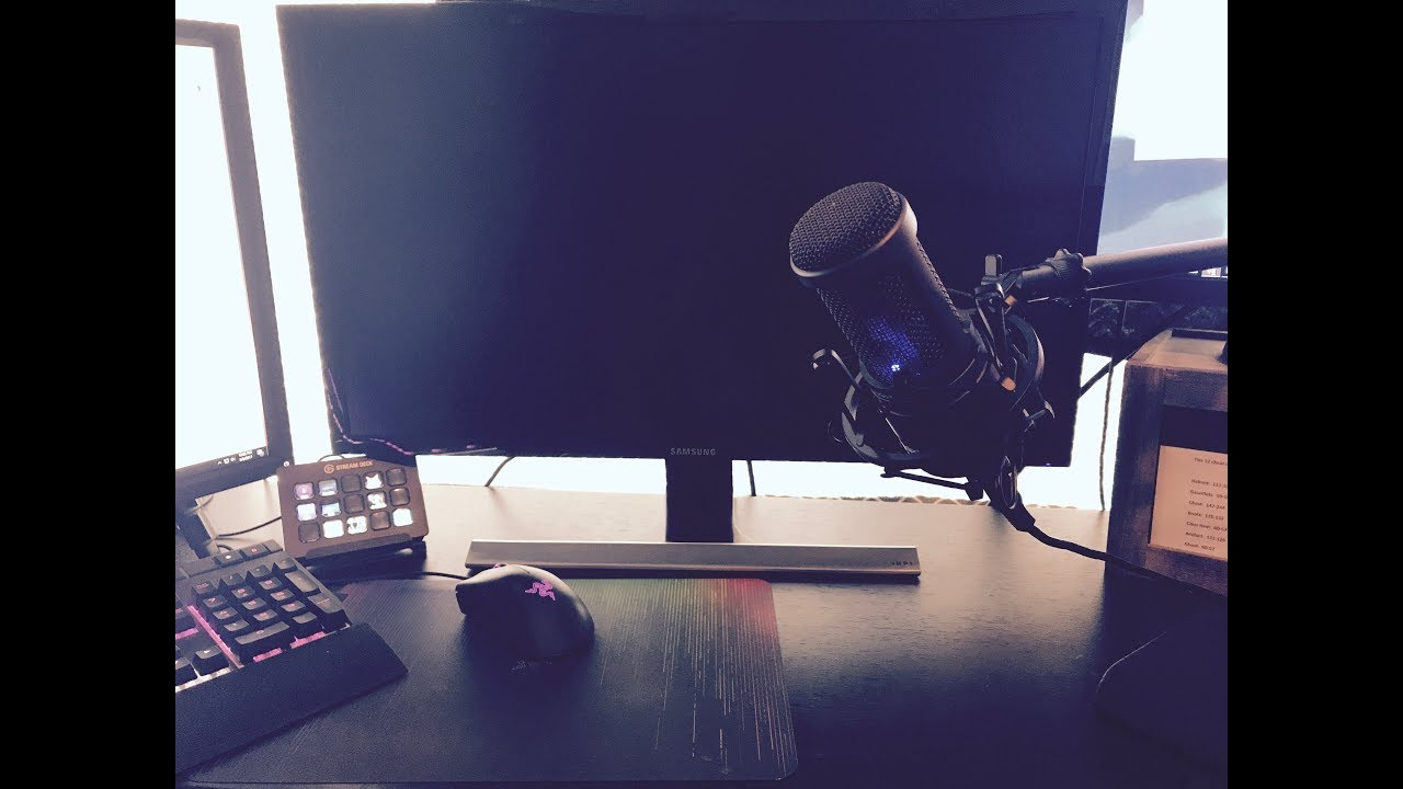 how to start streaming on twitch 2017