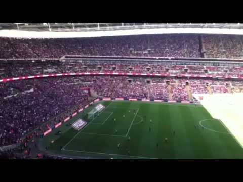 The Gabbidon chance in the play-off final!